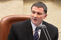 Speaker Edelstein ahead of Rosh Hashanah: MKs have key role in defusing tensions